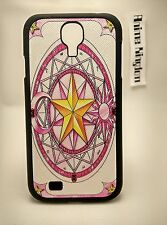 USA Seller Samsung Galaxy S4 Anime Phone case cardcaptor sakura Card Design