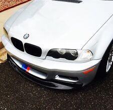 BMW E46 M3 CSL FRONTLIPPE SPOILER SPLITTER