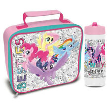 My Little Pony Besties Insulated Lunch Bag and Cascade Drink Bottle  *BRAND NEW*