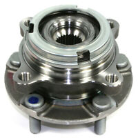 Front Wheel Hub Assembly For 2009-2018 Nissan GTR 2010 2011 2012 2013 Centric