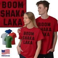 Boom Professional Basketball Sports Athletic Short Sleeve T-Shirt Tees Tshirts