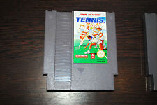 Jeu FOUR PLAYERS' TENNIS pour Nintendo NES PAL