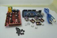 New RAMPS 1.4 Control Board + Mega 2560 R3 +5 x DRV8825 StepStick Driver Module