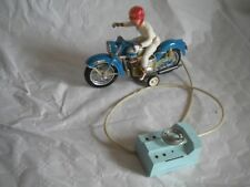 Vintagetoy Moto Motocicletta PAYA A BATTERIA telesteer 3110 1960/70 S