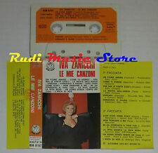 MC IVA ZANICCHI Le mie canzoni 1974 1 stampa italy VARIETY PENNY cd lp dvd vhs