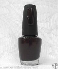 Opi Nail Polish Color Midnight in Moscow R59 .5oz/15mL