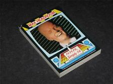 MAX HEADROOM Coke TV © 1987 Topps LOT of (20 Sets) Sticker Cards ~ Coca Cola
