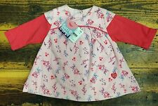 Corduroy Floral Dresses (0-24 Months) for Girls