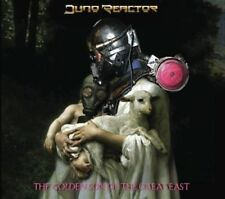 JUNO REACTOR-THE GOLDEN SUN OF THE GREAT EAST-JAPAN CD F25
