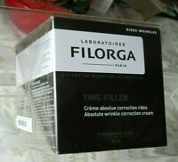 FILORGA TIME FILLER ABSOLUTE WRINKLE CORRECTION CREMA CORREZIONE RUGHE  50 ML