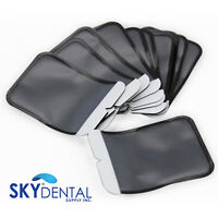 up to 1200 Barrier Envelopes for Phosphor Plate ALL SIZES Dental Size 1, 2, 3, 4