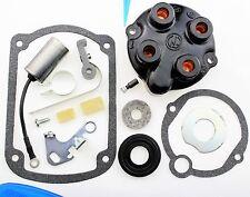 Magneto Points Condenser Cap Brush Gasket Kit for Fmzv4B7 Fmzv4B7C F8Z