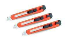 3 Universalcutter YES Cuttermesser Allzweckmesser Cutter-Messer mit Arretierung