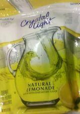 Crystal Light Natural Lemonade Drink Mix - 3  Bags Make TOTAL 96 QUARTS ~Sealed~