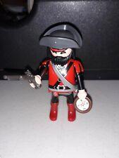 Red & Black Playmobil Pirate