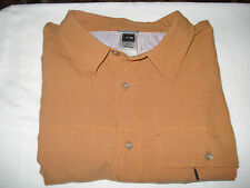 MENS THE NORTH FACE BUTTON FRONT SHIRT SIZE XL