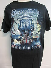 NEW - SYMPHONY X ICONOCLAST BAND / CONCERT / MUSIC T- SHIRT EXTRA LARGE