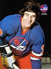 1976 Winnipeg Jets Home vs Edmonton Oilers WHA World Hockey Assn Program #5