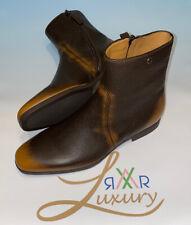 Gucci Boots Mens Zipper Shoes