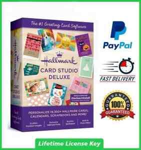 Hallmark Card Studio 2020 Deluxe Edition 21✔Full Version✔LifeTime✔Windows