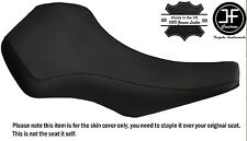 BLACK AUTOMOTIVE VINYL CUSTOM FITS SUZUKI  LTZ 400 03-08 SEAT COVER