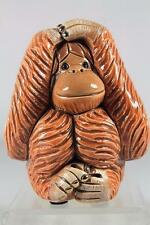 DeRosa Rinconada Family Collection 'Orangutan-Hear No Evil' #F203E New Release