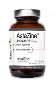 AstaZine Astaxanthin 12 mg, 60 softgels - dietary supplement