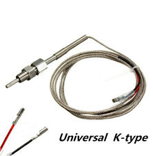 Universal K-Type Car Exhaust Gas Temperature Sensor Kit EGT Temp Probe & Cable