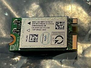 Qualcomm DW1810 Wi-Fi 5 1x1 802.11ac Wi-Fi Wireless LAN Alienware Aurora R12