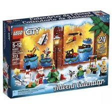 LEGO City 60201 Advent Calendar Year 2018 New  Fast Shipping