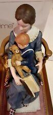 Norman rockwell figurines danbury mint
