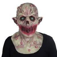 Halloween Scary Movie Mask Latex Full Head Horror Latex Props Decoration Costume