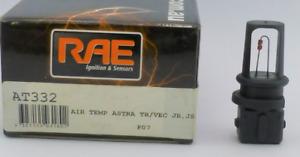 RAE Air temp sensor AT332 for Holden Astra TR 8/1996 - 9/1998 1.8L. Vectra JR JS