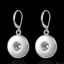 Unbranded Leverback Silver Plated Fashion Earrings