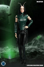 """Super Duck 1:6 Set039 Cos Praying Mantis Outfit Clothes Head Fit 12"""" Female Body"""