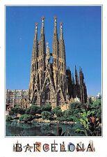 BG6219 barcelona templo de la sagrada familia   spain