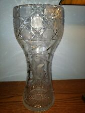 American Brilliance Crystal Vase 12 inches Tall
