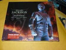 History Past, Present and Future Book I by Michael Jackson