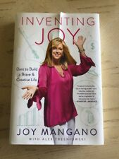 Inventing Joy Dare to Build a Brave & Creative Life Hardcover BRAND COLLECTIONS