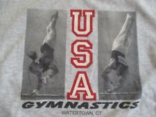 Summer Games OLYMPICS Gymnastics - Watertown, CT (SM) T-Shirt