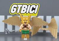 LEGO SUPER HEROES DC  MINIFIGURA  `` HAWKMAN  ´´ Ref 76028  100X100 ORIGINAL