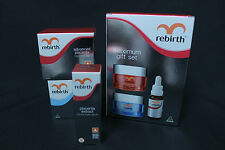 Rebirth Max Set Re birth Advanced Placenta Concentrate Cream Serum Emu Whitening