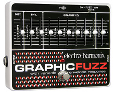 Ehx Electro Harmonix Graphic Fuzz , Nuovo in Scatola