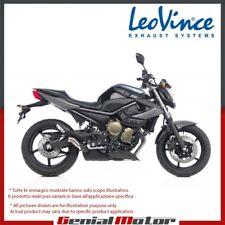 YAMAHA XJ6/DIVERSION/FZ6R 2011 11 LEOVINCE TERMINALE SCARICO ACCIAIO INOX 8240