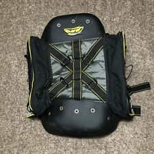 Jt Paintball Backpack Sling Gear Carrying Bag Black Yellow - Rare! Clean!