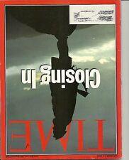 BIN LADEN CLOSING IN! ..THE HUNT FOR LADEN-TIME MAGAZINE DECEMBER 24, 2001