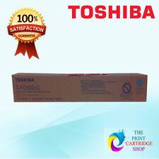& Original Toshiba T-fc50d-c Cyan Toner Cartridge E Studio 2550c 2555c