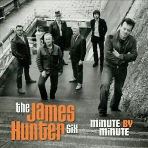 Minute by Minute [Digipak] by James Hunter Six (Blues) BRAND NEW & SEALED