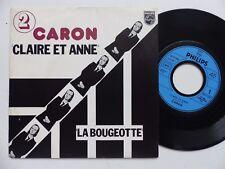 CARON Claire et ANne La bougeotte  6172326 RRR