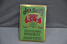 Jack Daniel's Old No.7 Whiskey Vintage Retro Style Metal Tin Sign New 21 x 30cm